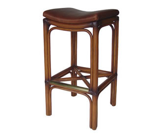 Ennis Saddle Barstool