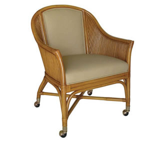 Del Mar Caster Chair