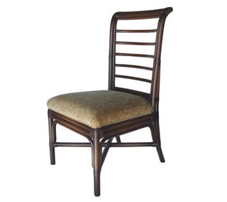 Devie High Back Side Chair