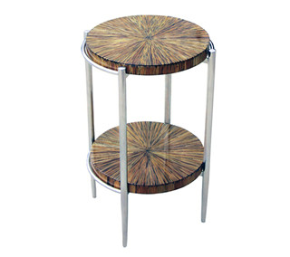 Vine 2-Tiered Side Table