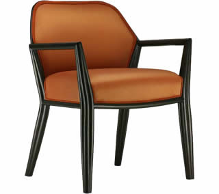 Asterisk  Arm Chair