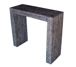 Elephant Grass Console Table