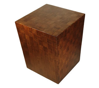 Abaca Square Side Table