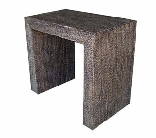 Elephant Grass Side Table
