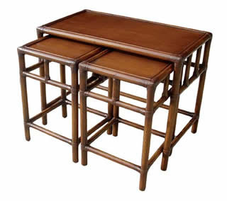 Twins Nesting Table (Set of 3)
